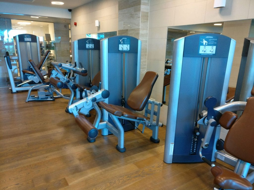 Amathus Beach Hotel Limassol Gym 4