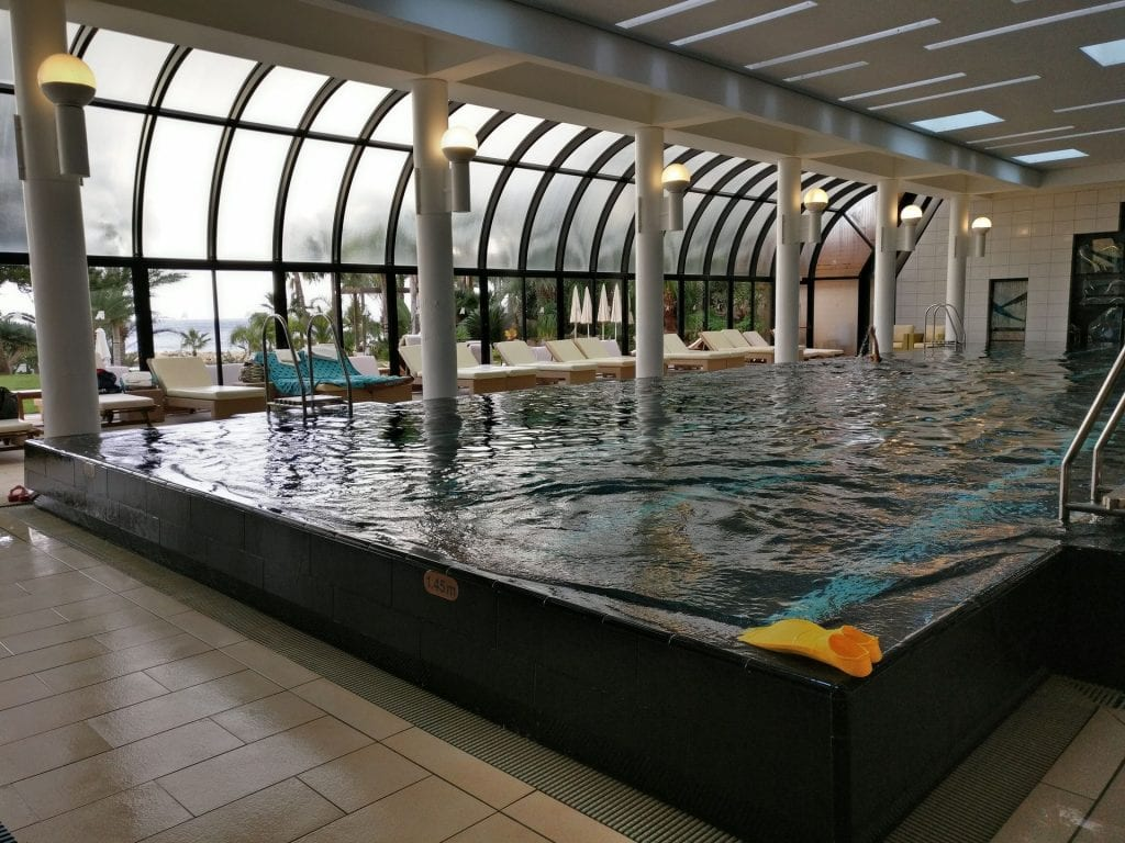 Amathus Beach Hotel Limassol Indoor Pool