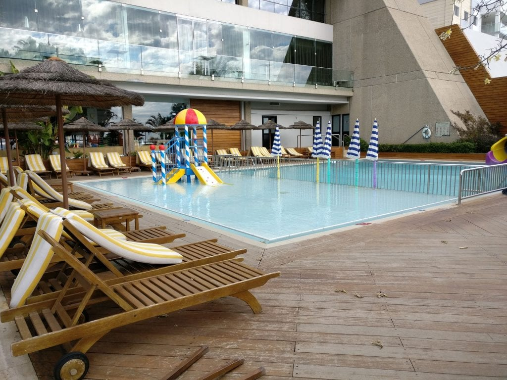 Amathus Beach Hotel Limassol Kids Pool