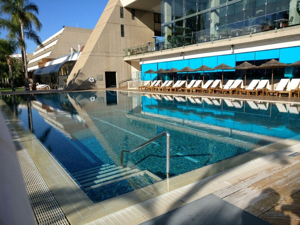 Amathus Beach Hotel Limassol Outdoor Pool 2