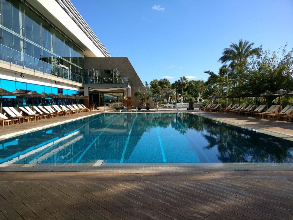 Amathus Beach Hotel Limassol Outdoor Pool 3