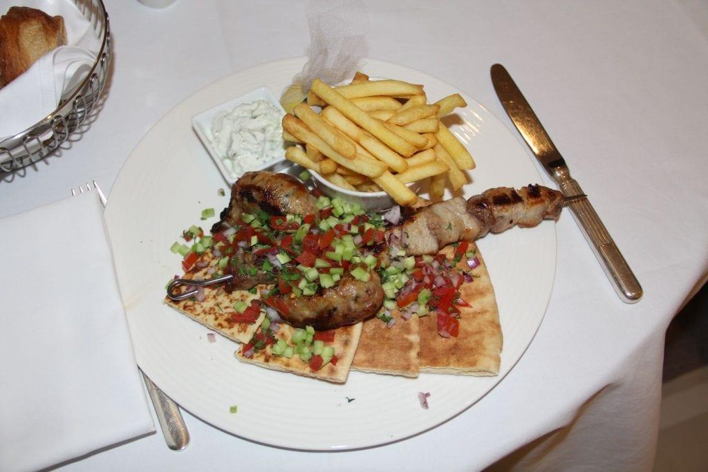 Amathus Beach Hotel Limassol Room Service 5