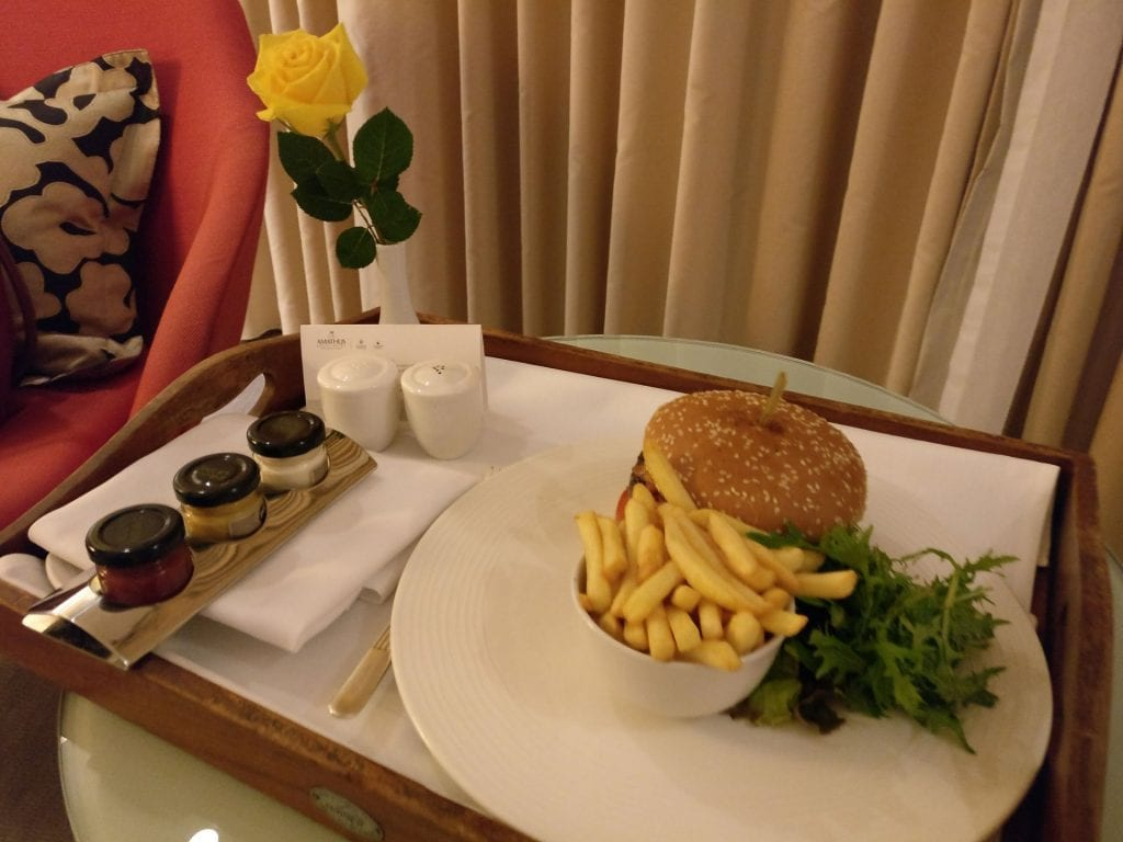 Amathus Beach Hotel Limassol Room Service 6