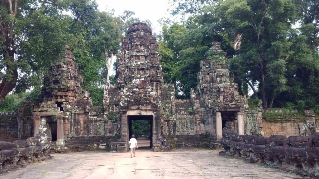 Angkor Wat Kambodscha 4