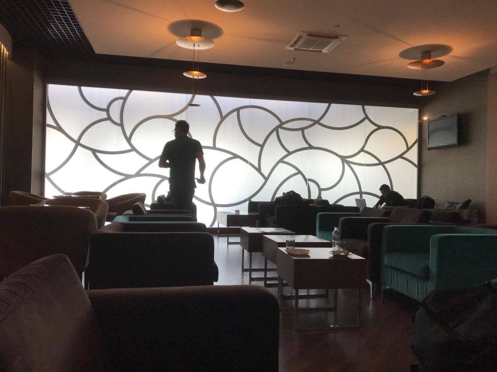 Celebi Lounge Budapest Ausstattung 5