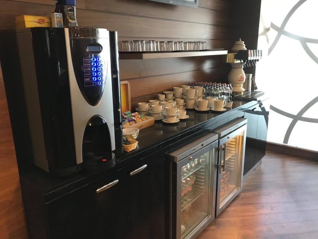 Celebi Lounge Budapest Buffet 6
