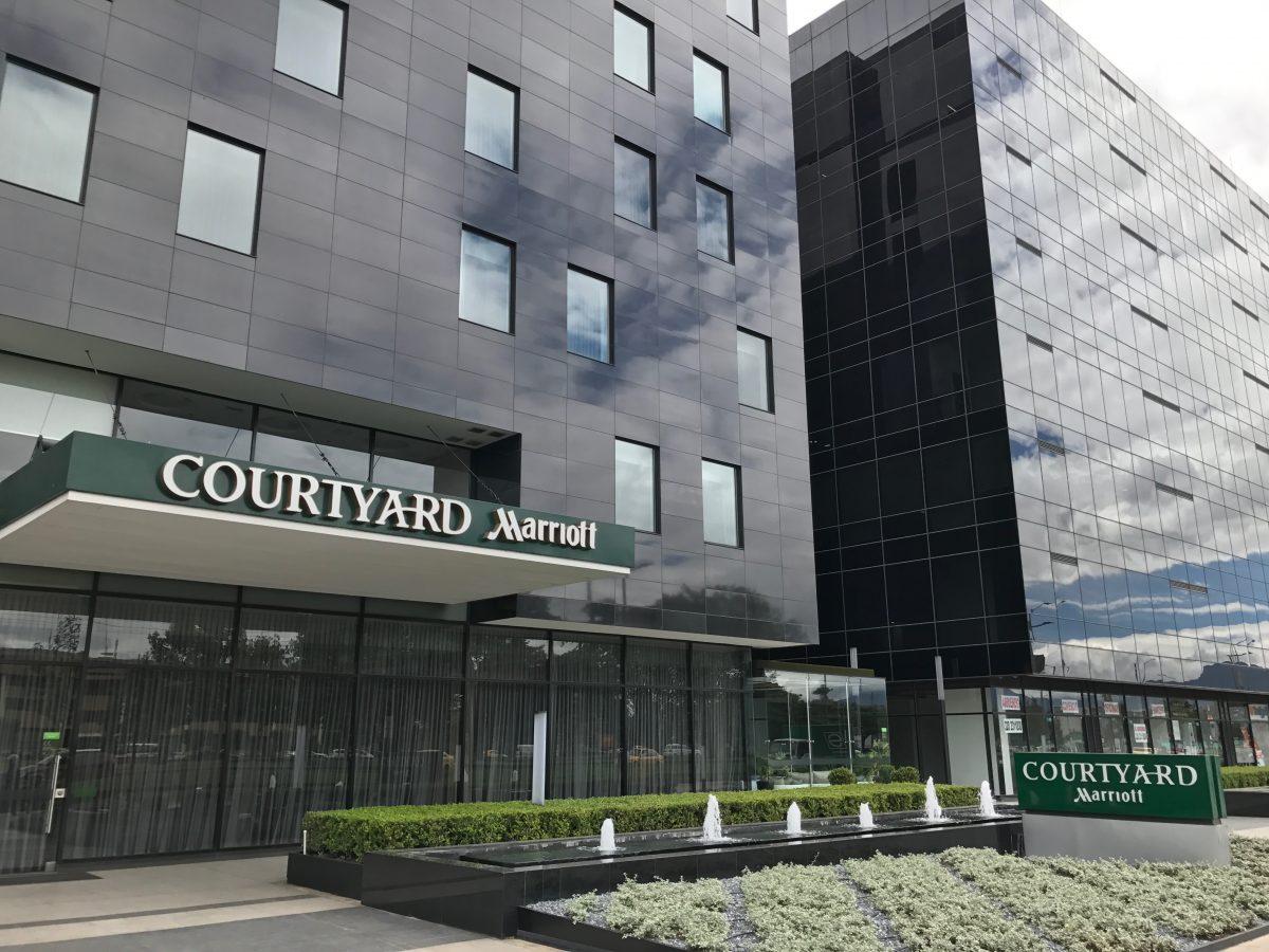 Courtyard by Marriott Bogota Airport Hotel