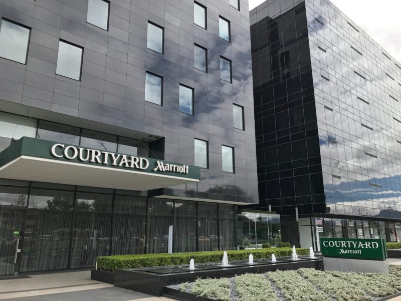 Courtyard by Marriott Bogota Airport Hotel