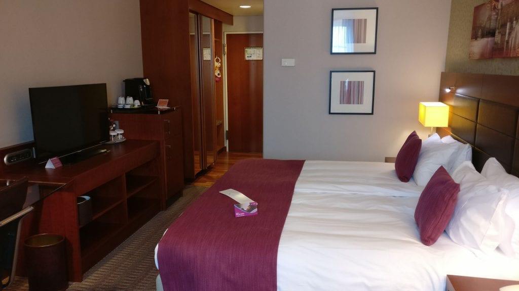 Crowne Plaza Heidelberg Club Room
