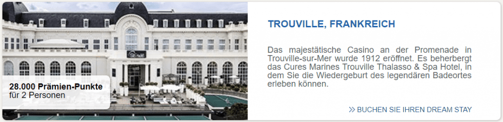 Dream Stays Trouville