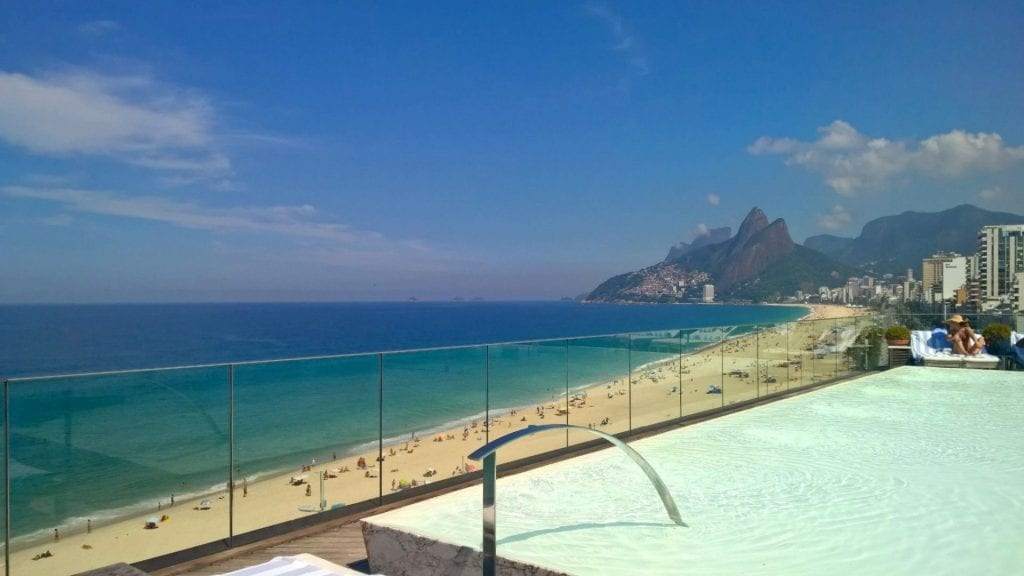 Fasano Hotel Rio de Janeiro Pool
