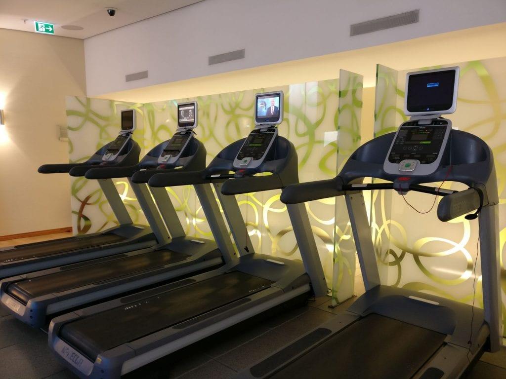 Hilton Frankfurt Airport Gym 2