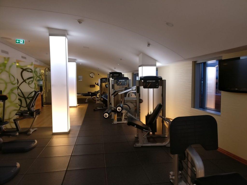 Hilton Frankfurt Airport Gym 3