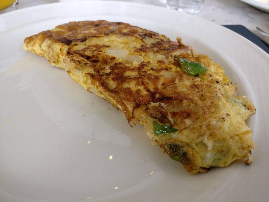 Hilton Malta Breakfast 12