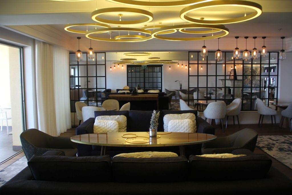 Hilton Malta Executive Lounge 2