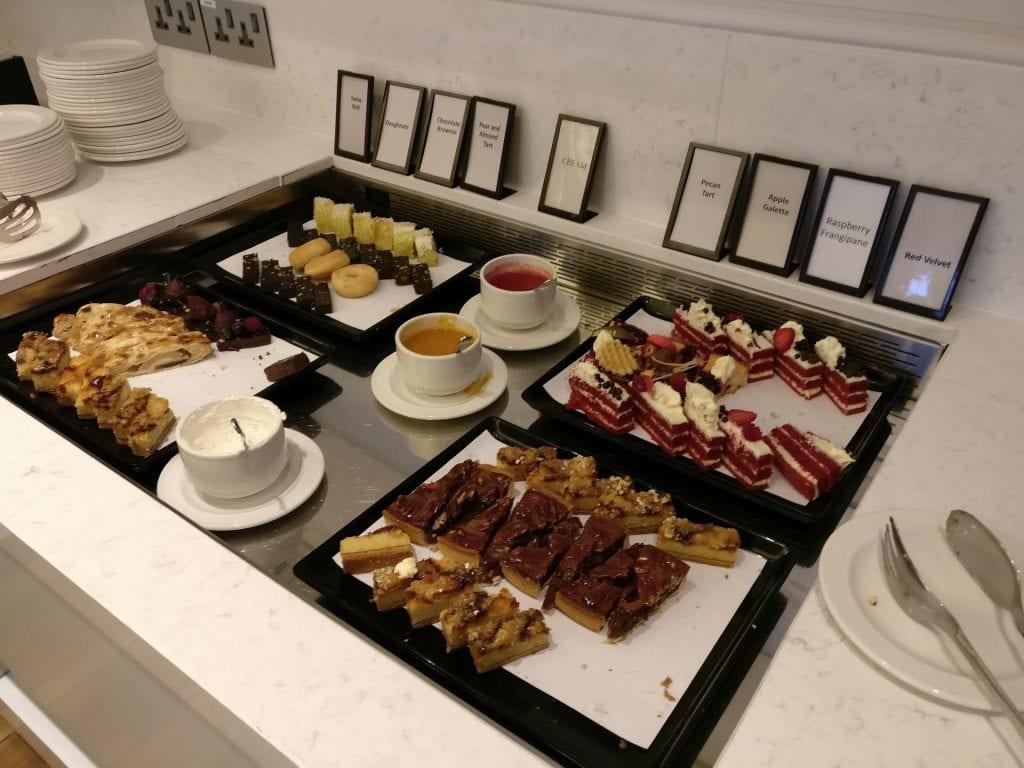 Hilton Malta Executive Lounge Afternoon Tea 5