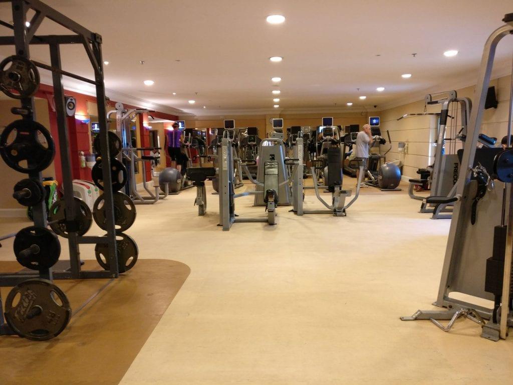 Hilton Malta Gym