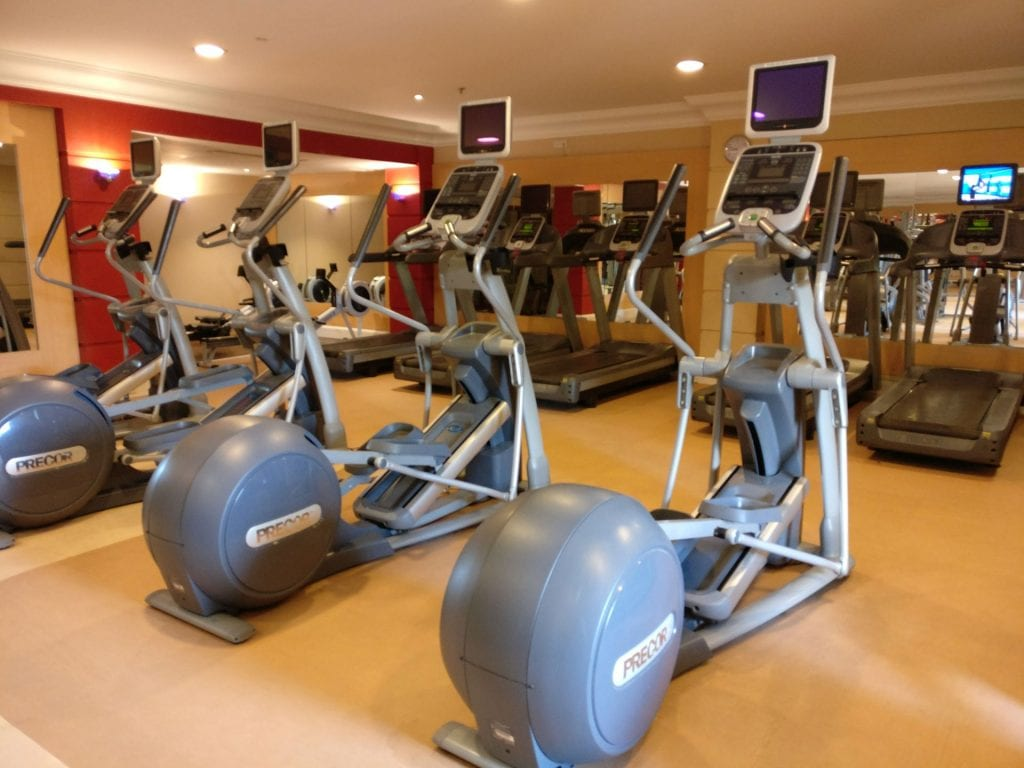 Hilton Malta Gym 2