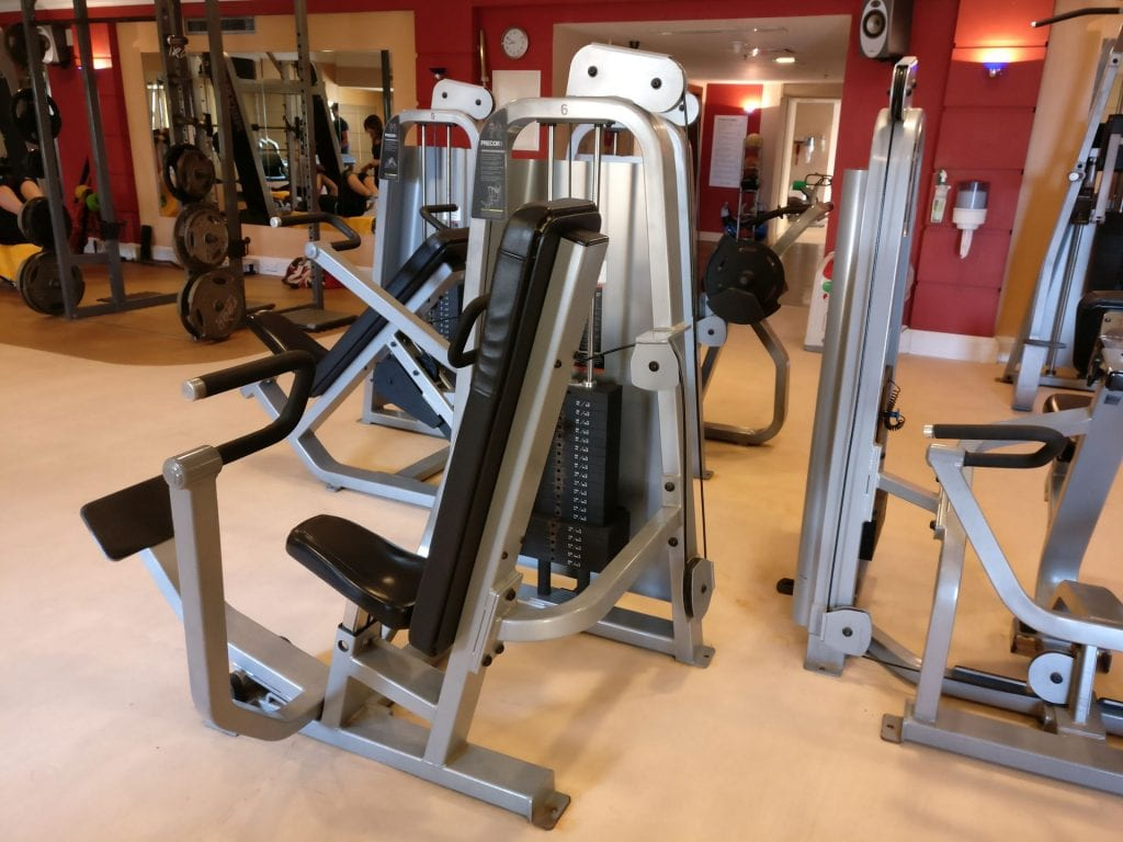 Hilton Malta Gym 3