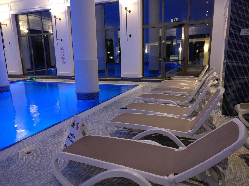 Hilton Malta Indoor Pool 2