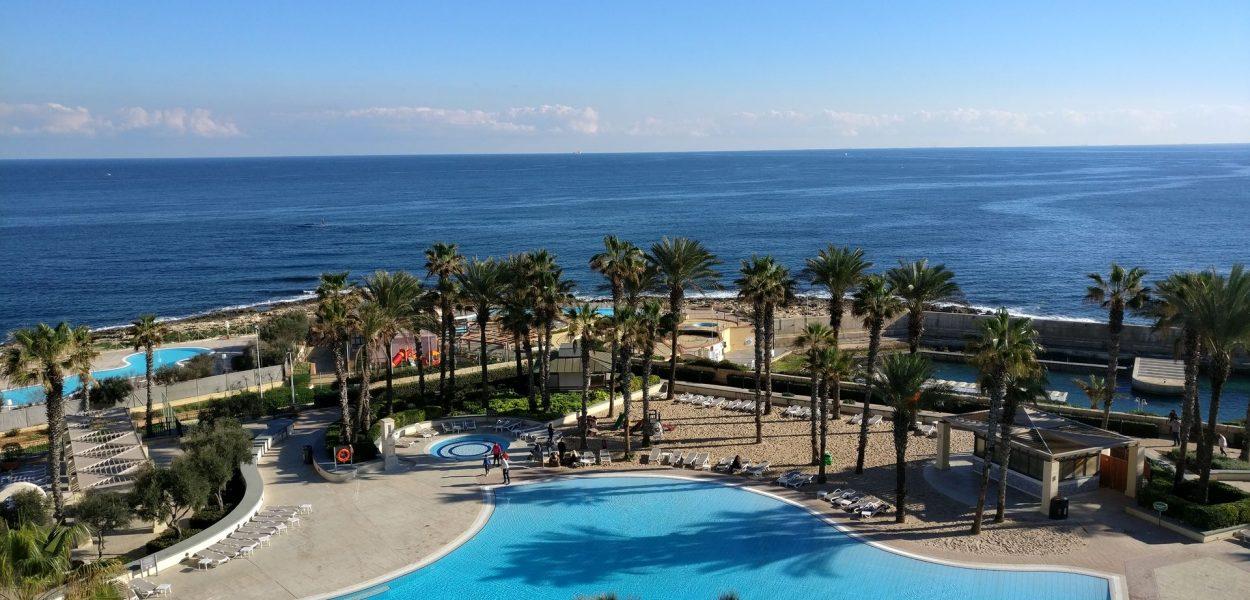 Hilton Malta Pool