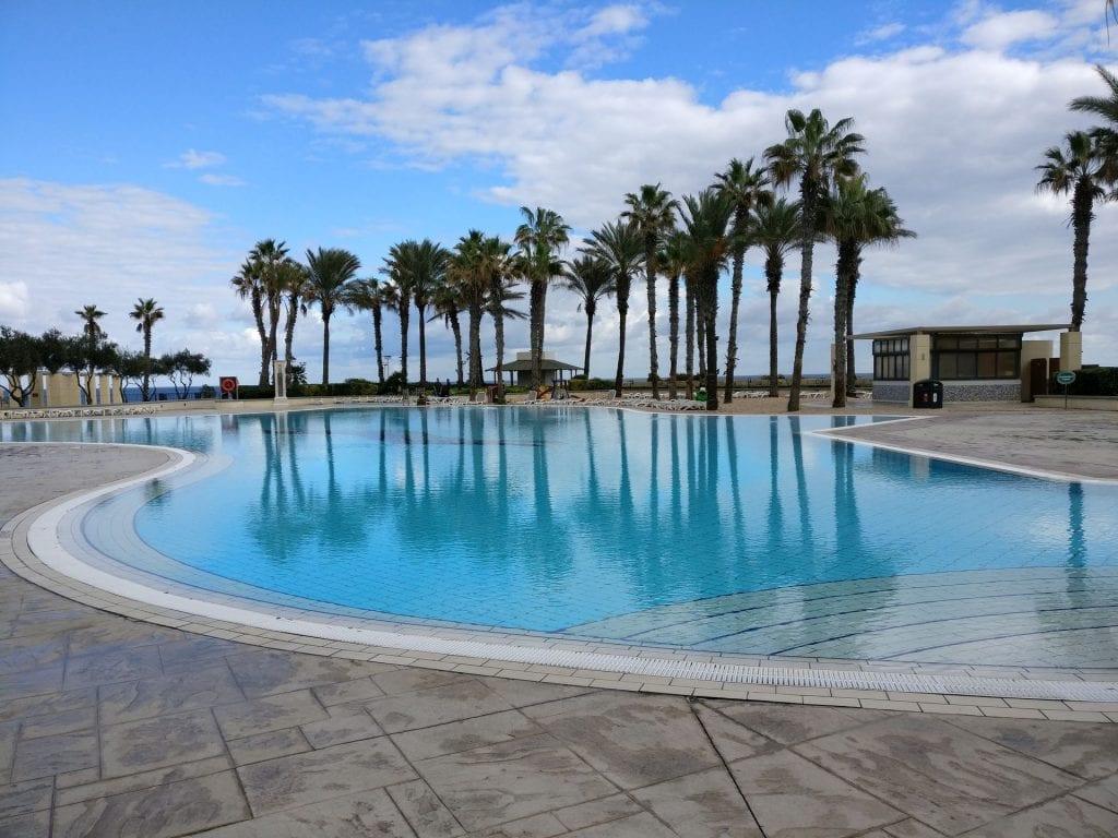 Hilton Malta Pool 3