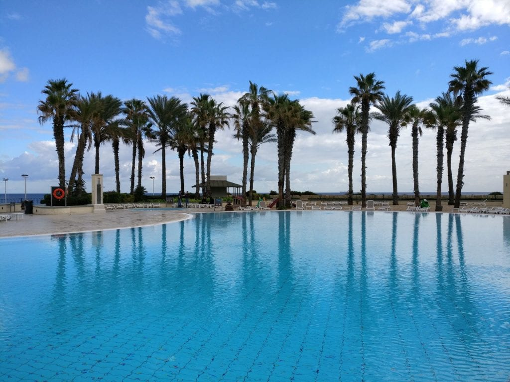 Hilton Malta Pool 8