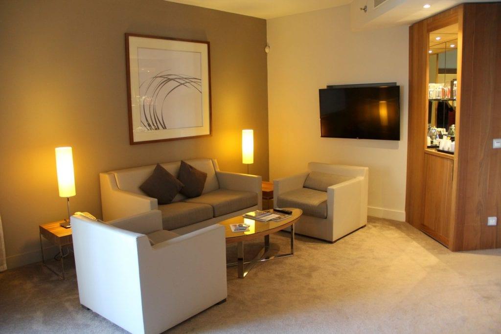 Hilton Malta Suite 7