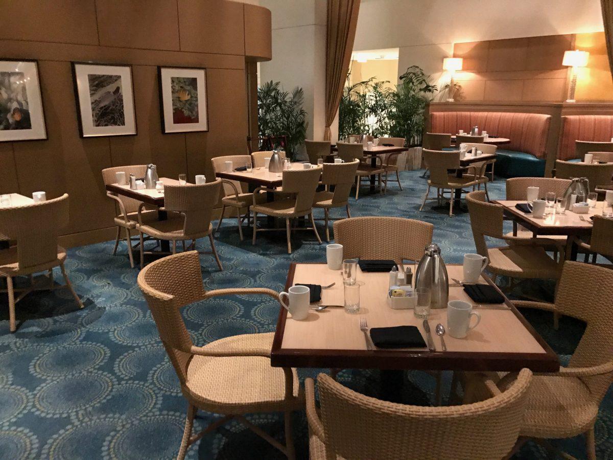 Hilton Miami Airport Frühstück
