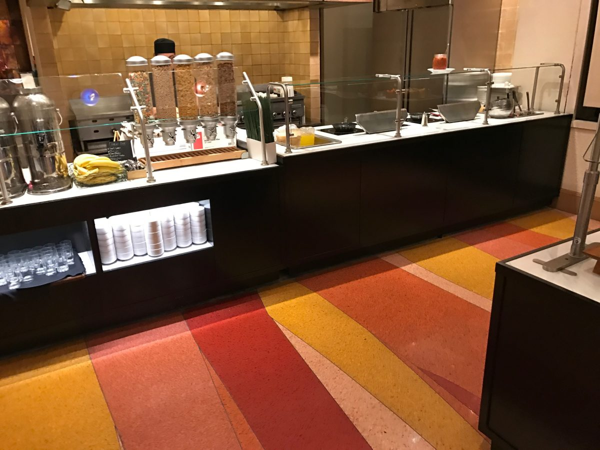 Hilton Miami Airport Frühstück Buffet 3