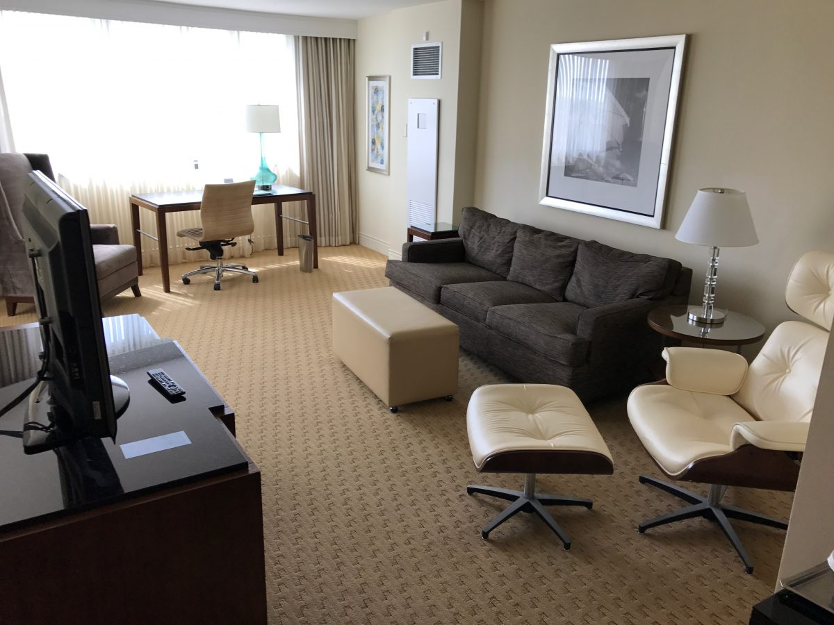 Hilton Miami Airport Junior Suite