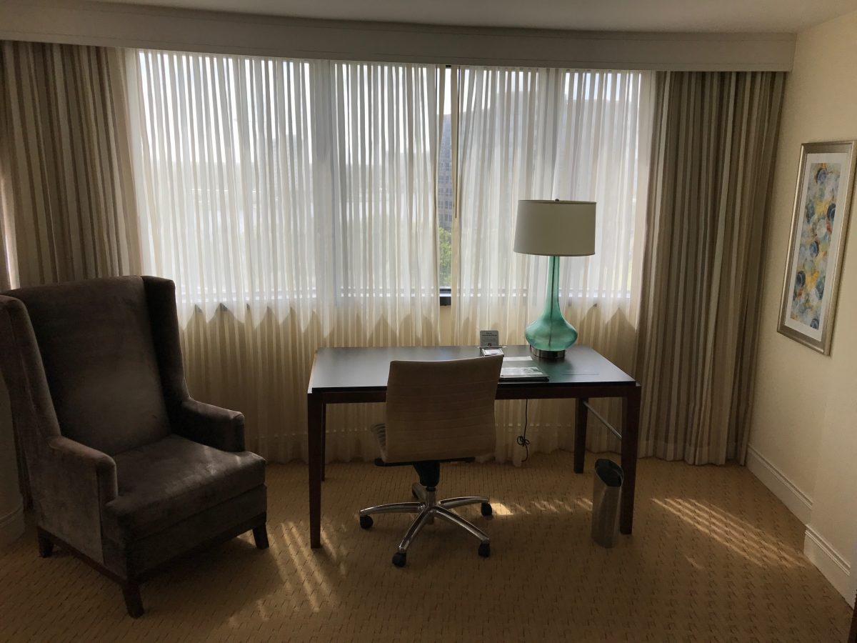 Hilton Miami Airport Junior Suite 2