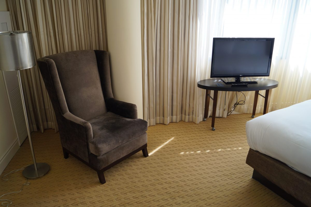 Hilton Miami Airport Junior Suite 5