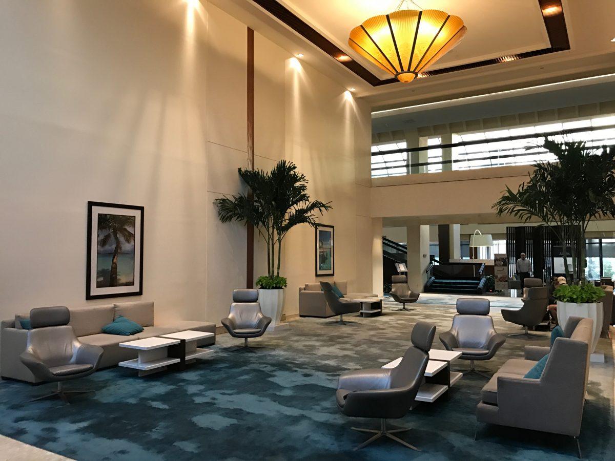 Hilton Miami Airport Lobby 3