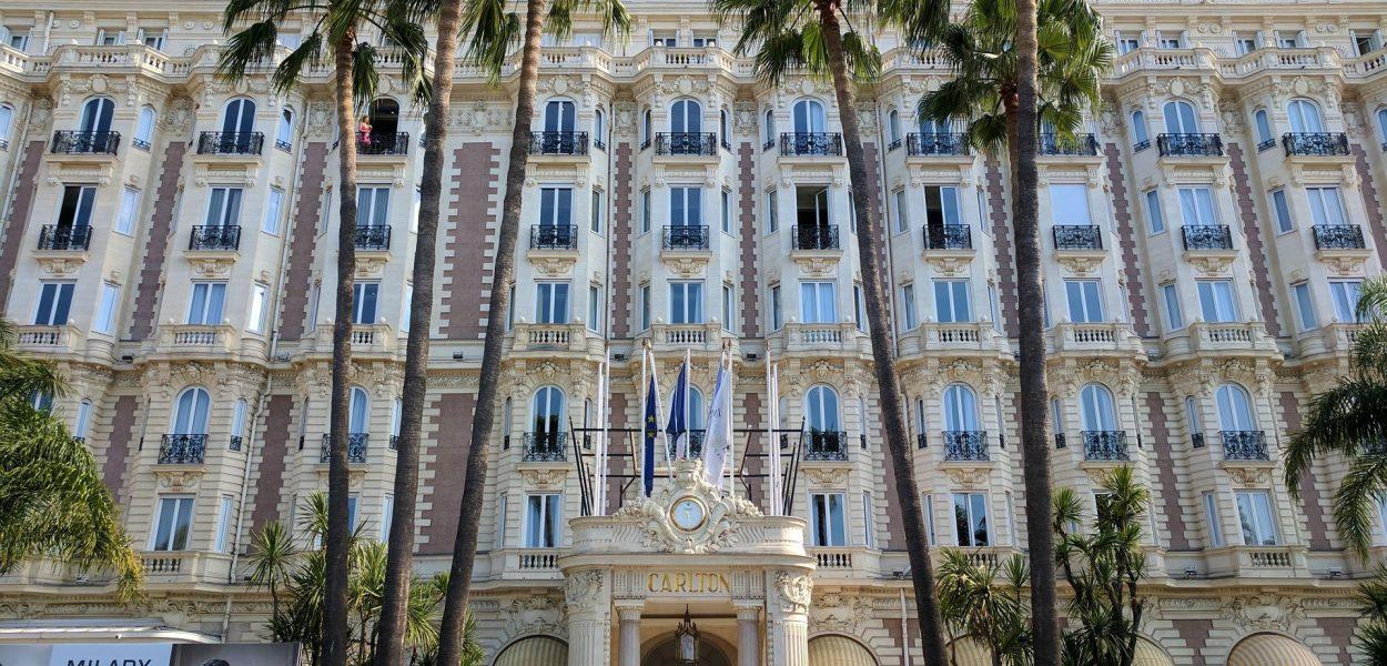 InterContinental Carlton Cannes Außen