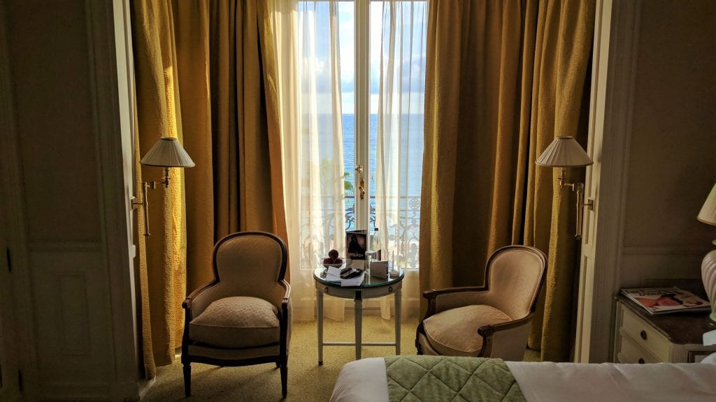 InterContinental Carlton Cannes Deluxe Room
