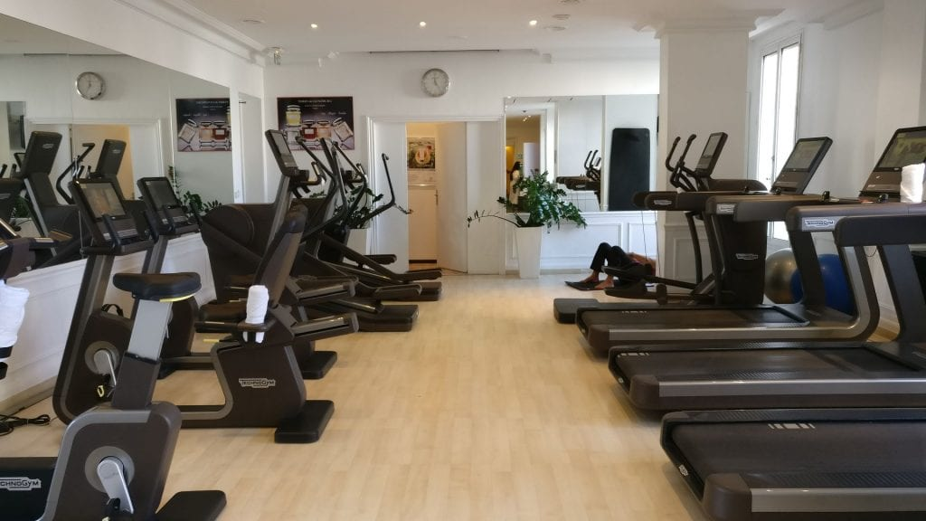 InterContinental Carlton Cannes Gym