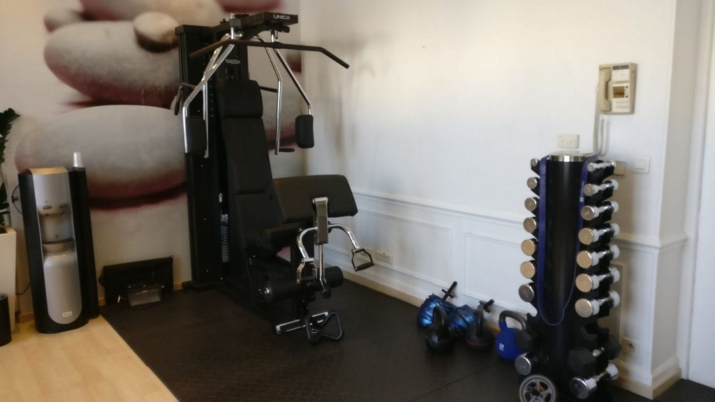 InterContinental Carlton Cannes Gym 2