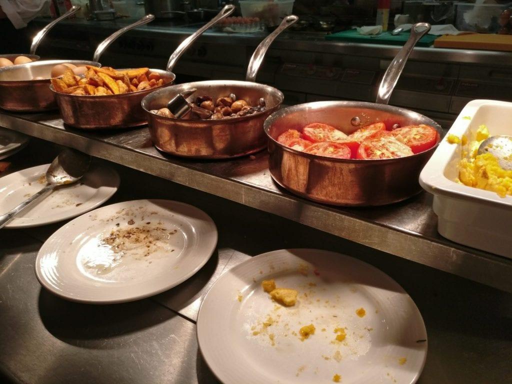 InterContinental Vienna Breakfast 5