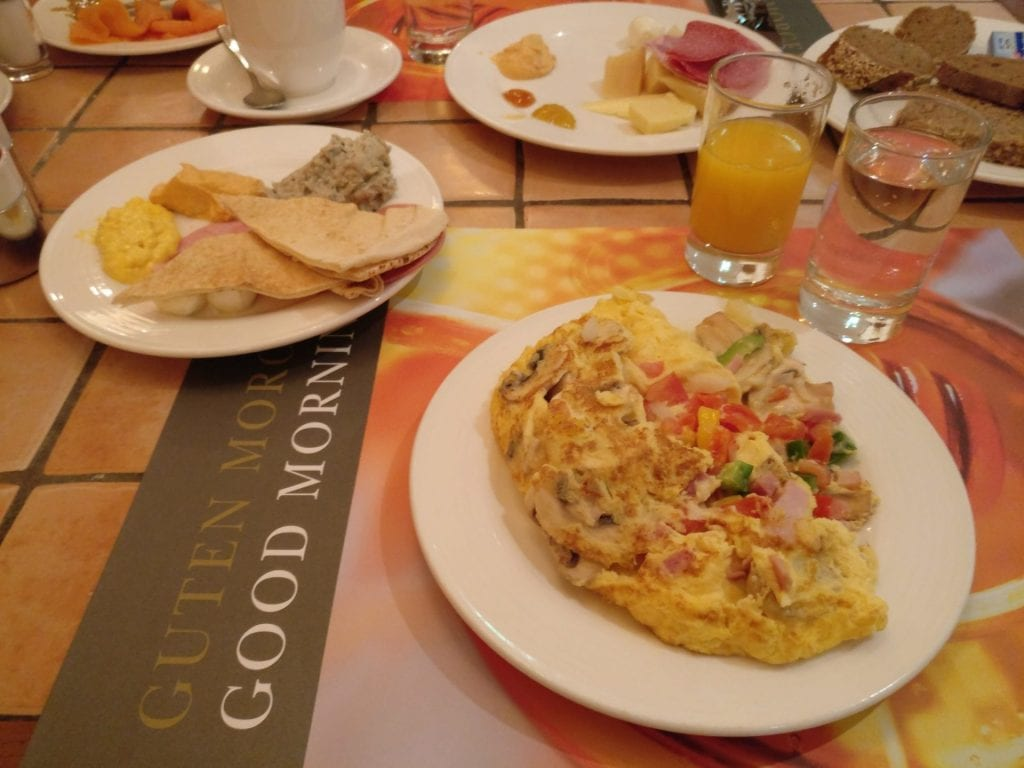 InterContinental Vienna Breakfast 9