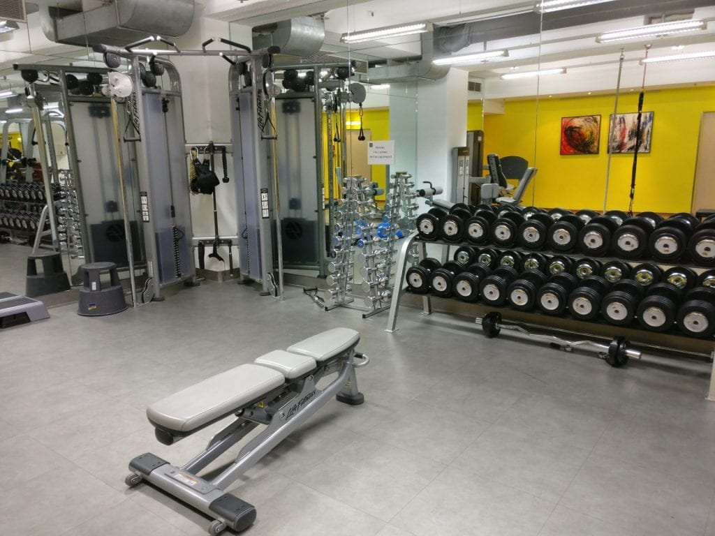 InterContinental Vienna Gym