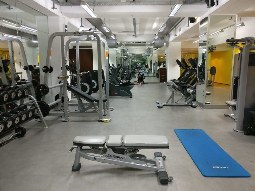 InterContinental Vienna Gym 3