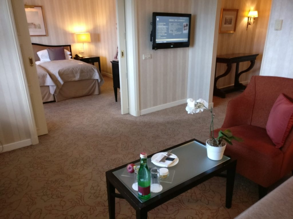 InterContinental Vienna Junior Suite