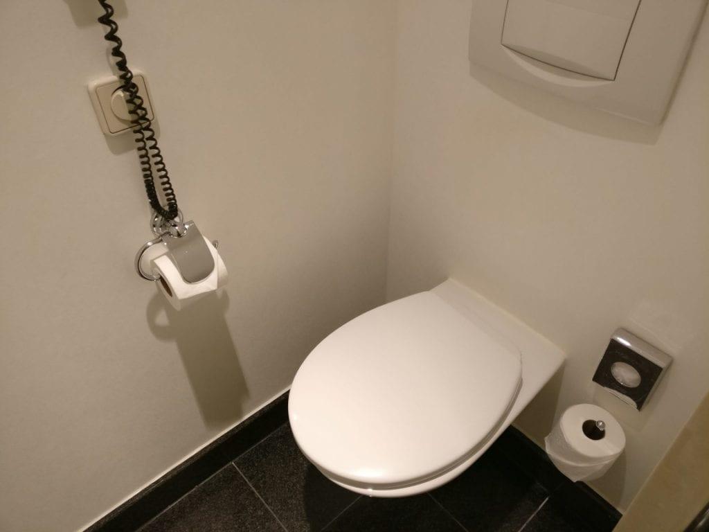 InterContinental Vienna Junior Suite Bathroom 6