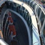 Kreuzfahrtschiff Majestic Princess Skywalk 2