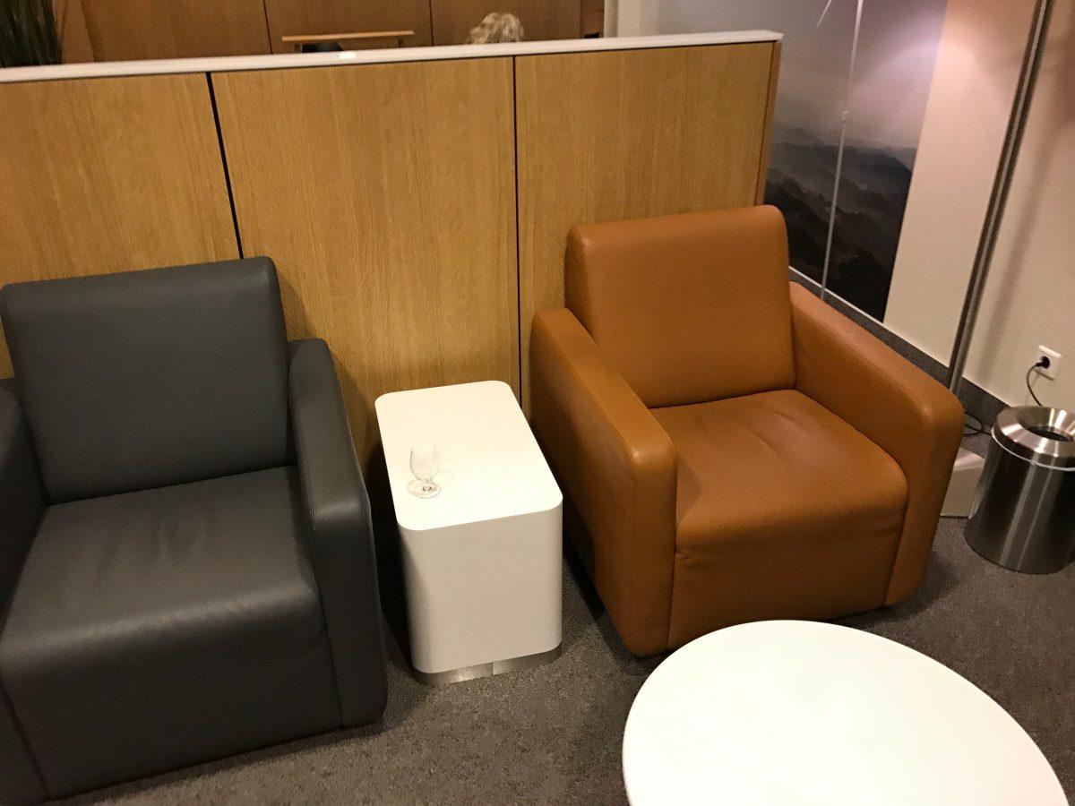 Lufthansa Business Lounge Leipzig Einrichtung 2