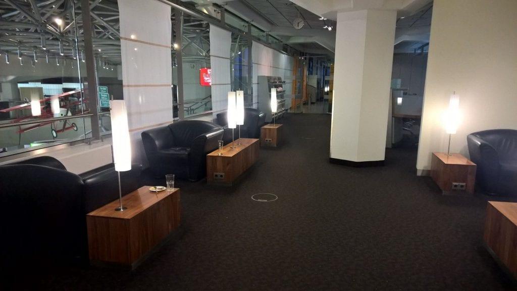 Lufthansa Senator Lounge Berlin Sitzbereich 5