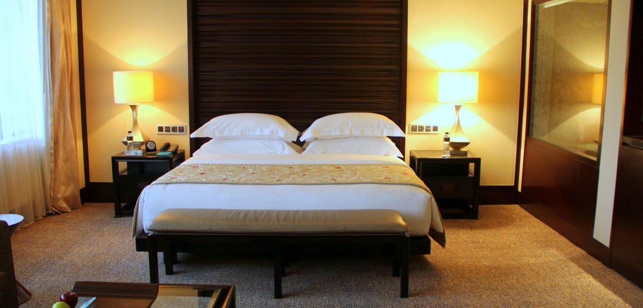 Mandarin Oriental Jakarta Deluxe Room