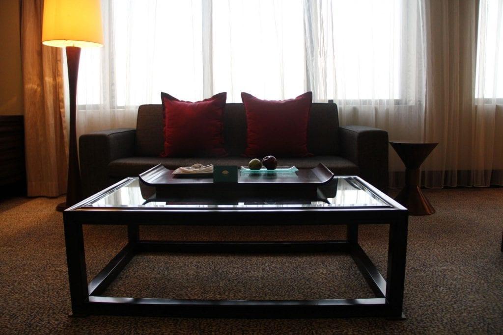 Mandarin Oriental Jakarta Deluxe Room 5
