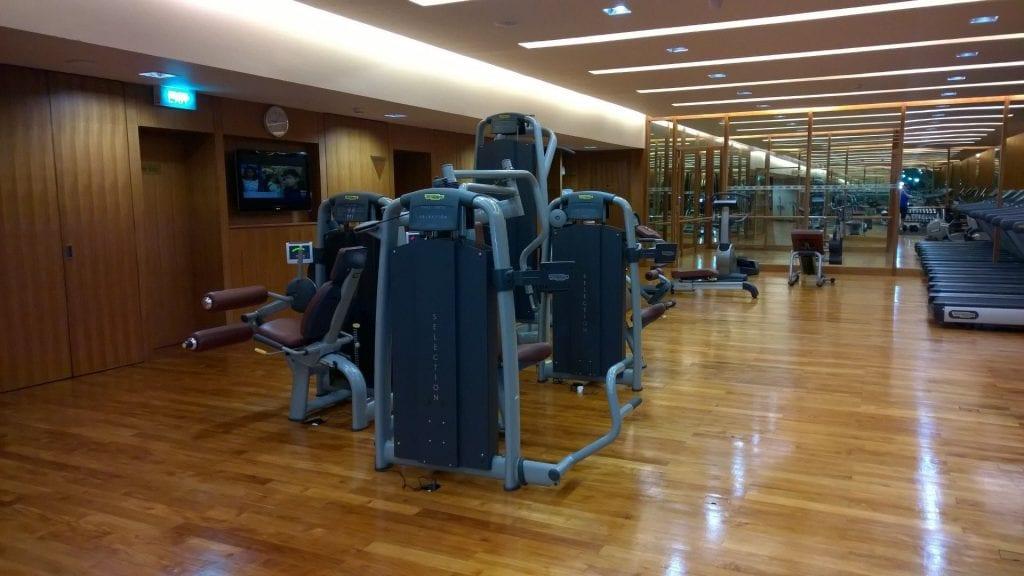 Mandarin Oriental Jakarta Fitness